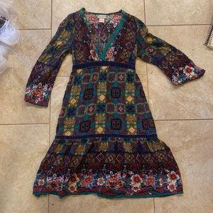 Hippie BoHo dress